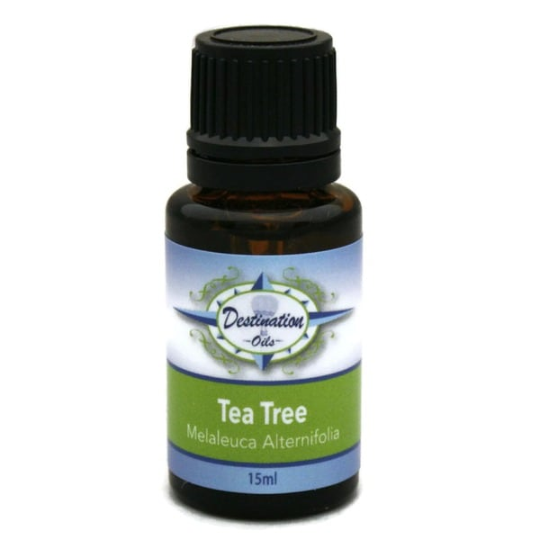 15ml Tea Tree (Melaleuca Alternifolia) Essential Oil