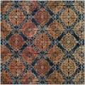 Safavieh Evoke Grey/ Ivory Rug (8' x 10')