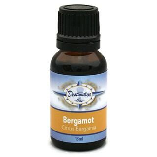 Destination Oils 15 ml Pure Bergamot Essential Oil