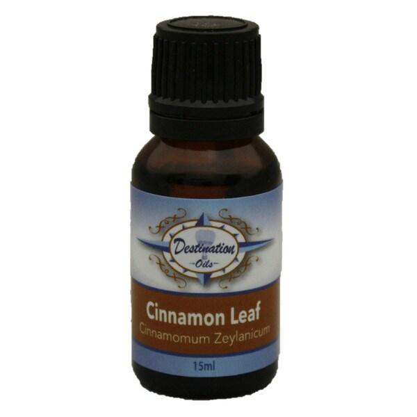 15ml Cinnamon Leaf (Cinnamomum Zeylanicum) Essential Oil