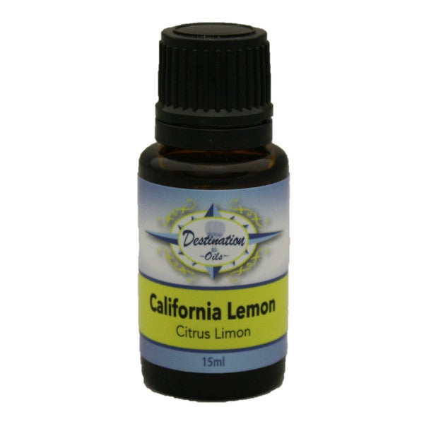 15ml California Lemon (Citrus Limon) Essential Oil