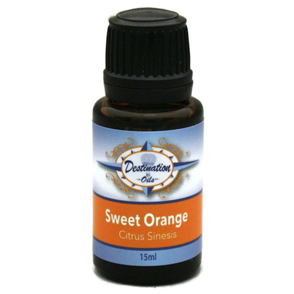 15ml Sweet Orange (Citrus Sinesis) Essential Oil