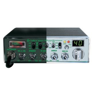Cobra 29nw Classic Professional Cb Radio with Night Watch Electroluminescent Display (Refurbished)
