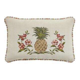Croscill Home Pina Colada Boudoir Pillow