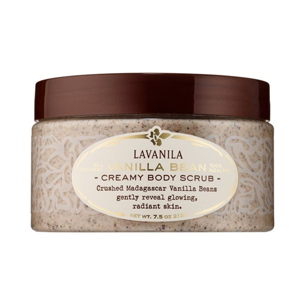 Lavanila All Natural Vanilla Bean Creamy Body Scrub
