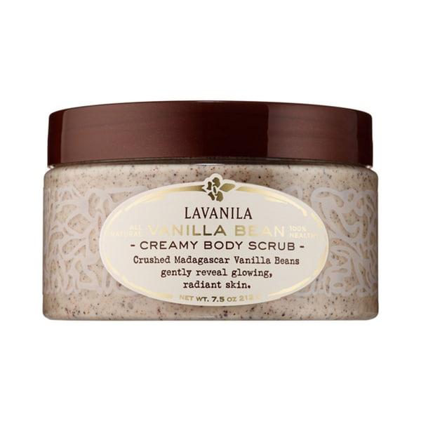 Lavanila All Natural Vanilla Bean Creamy Body Scrub