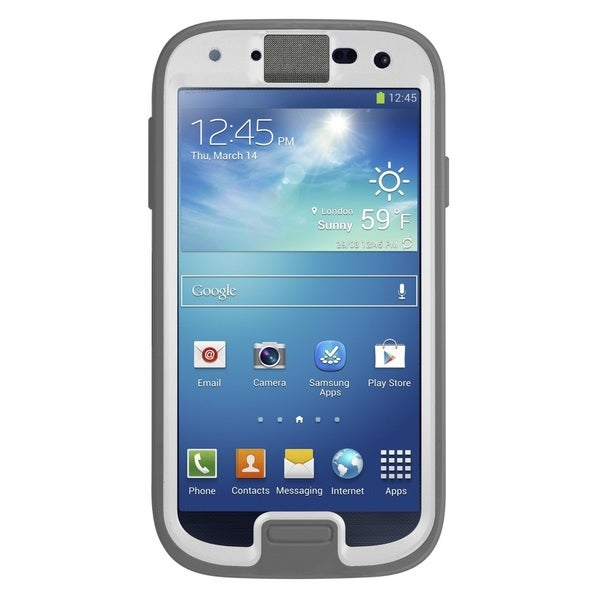 OtterBox Case 77-33796 for Samsung Galaxy S4 (Preserver Series) - Glacier (Refurbished)