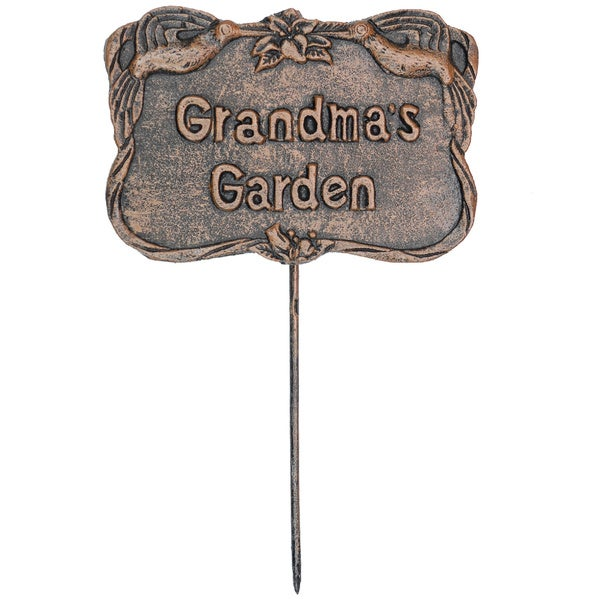 Premium Garden Marker Grandmas Garden