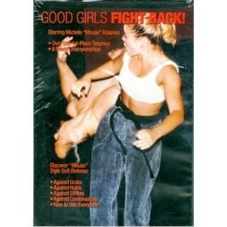 Good Girls Fight Back DVD Michele Krasnoo karate self defense women female
