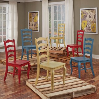Home Styles Belle Dining Chairs (Set of 2)