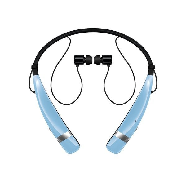 LG Tone Pro HBS-760 Blue Bluetooth Wireless Stereo Headphones
