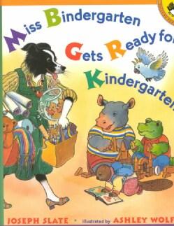 Miss Bindergarten Gets Ready for Kindergarten (Paperback)