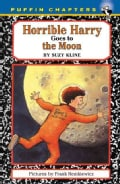 Horrible Harry Goes to the Moon (Paperback)