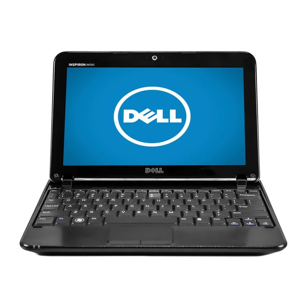 Dell Inspiron Mini 1018 10.1-inch display 1.66GHz Intel Atom CPU 2GB RAM 160GB HDD Windows 7 Laptop (Refurbished)
