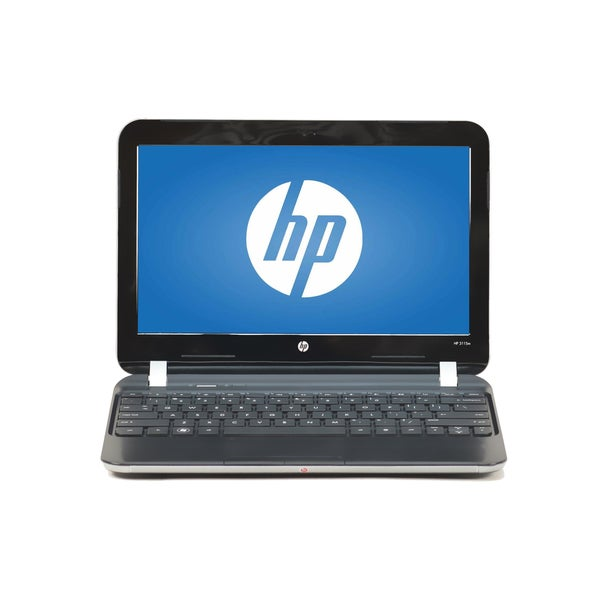 HP 3115M 11.6-inch display 1.65GHz AMD E-450 CPU 2GB RAM 320GB HDD Windows 7 Laptop (Refurbished)