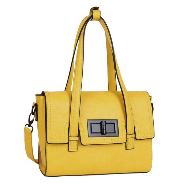 Melie Bianco Brandy Flapover Handbag