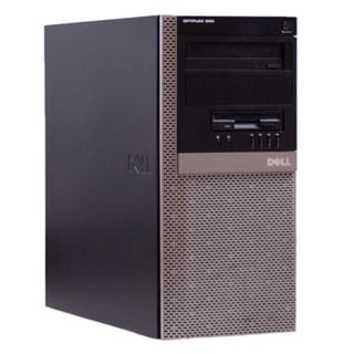 Dell 960 SFF Core 2 Duo 3GHz 4GB DDR2 250GB DVD Pro Premium (Refurbished)