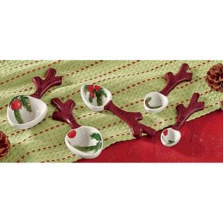 TAG GREENERY MEASURING SPOONS Set of 5