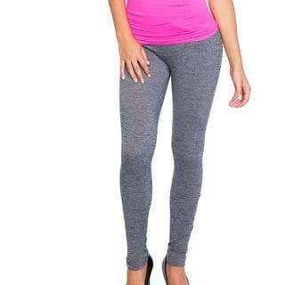 Soho Junior Full Length Space Dye Legging