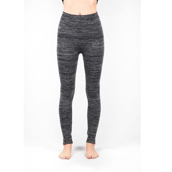 Soho Junior Full Length Knitted Space Dye Leggings