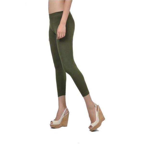 Soho Junior Ladies Capri Length Leggings