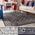 Meticulously Woven Lakeland Rug (5'2 x 7'6)