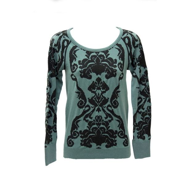 Soho Junior Long Sleeved Print Top