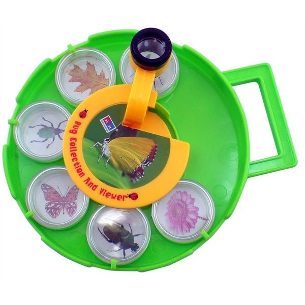 Living Bright Adventure Kids Field Microscope