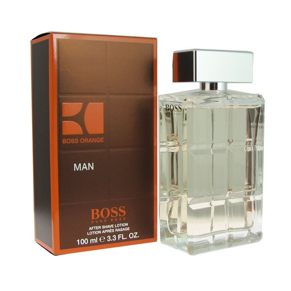Hugo Boss Orange Men's 3.3-ounce Aftershave Lotion