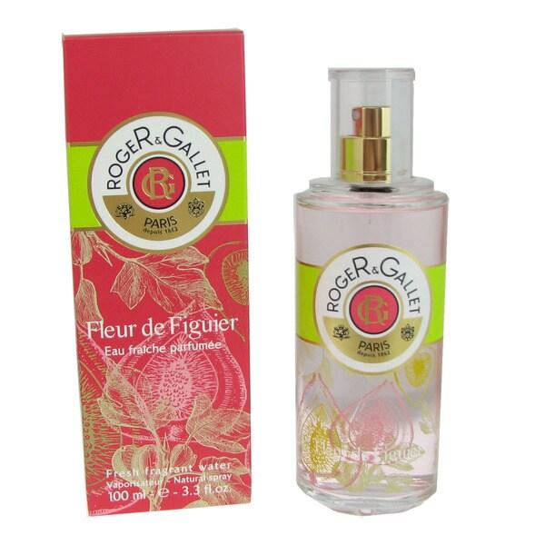 Roger and Gallet Fleur de Figuier 3.3-ounce Eau Fraiche Parfumee