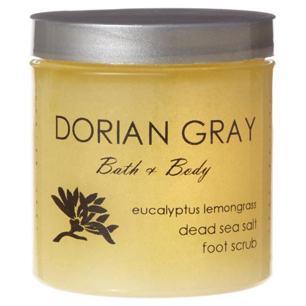 Dorian Gray Eucalyptus Lemongrass Mineral Foot Scrub