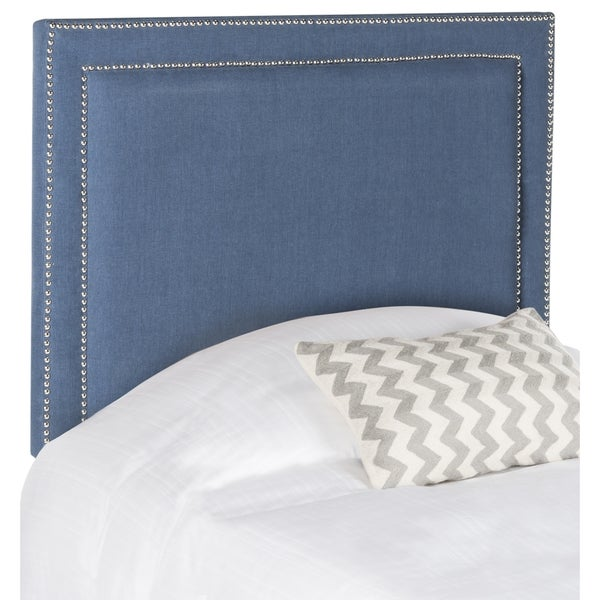 Safavieh Cory Navy Headboard (Twin)