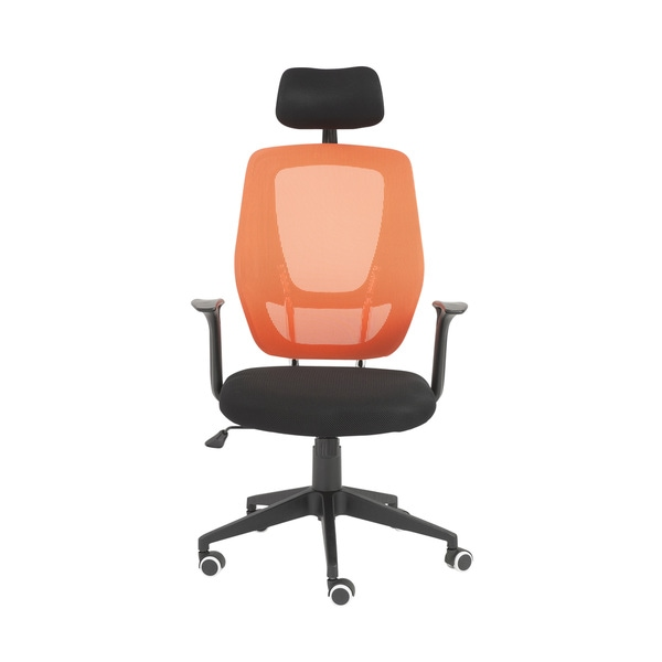 Oakley Orange/ Black Office Chair