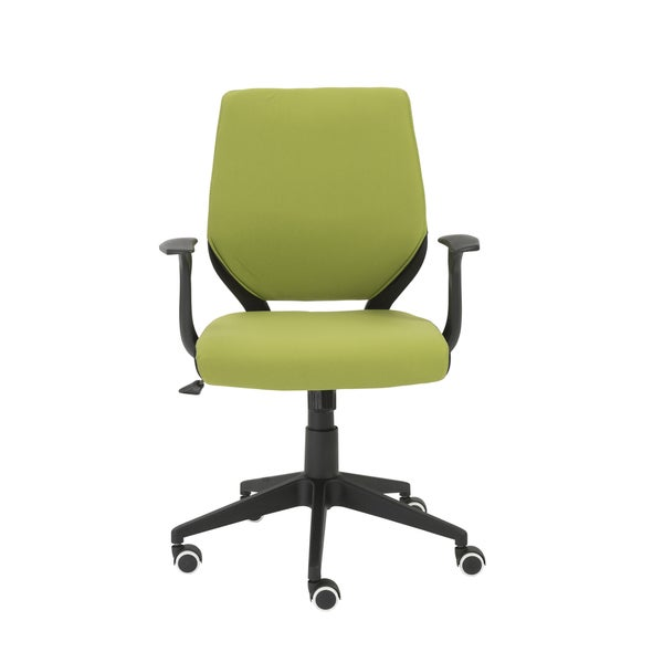 Odina Green/ Black Nylon Office Chair