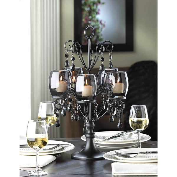 Romantic Elegant Glowing Candelabra 16967460