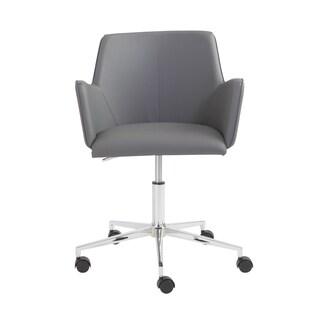 Grey/ Chrome Sunny Office Chair