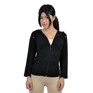 Soho Junior Long Sleeve Full-Zip Hoodie/ Hooded Jacket
