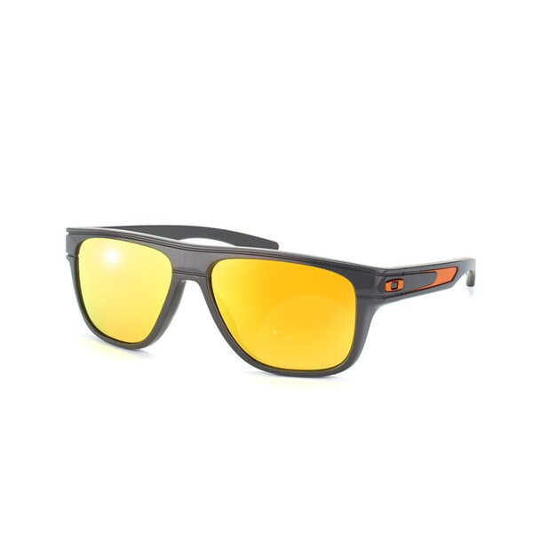Oakley OO9199 Breadbox Men's Polarized/ Rectangular Sunglasses