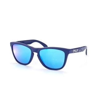 Oakley OO9013 Frogskins Men's Rectangular Sunglasses