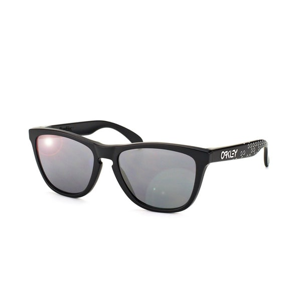 Oakley OO9013 Frogskins Men's Rectangular Sunglasses