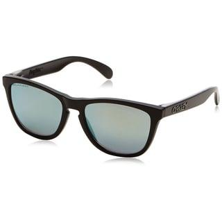 Oakley OO9013 Frogskins Men's Polarized/ Rectangular Sunglasses
