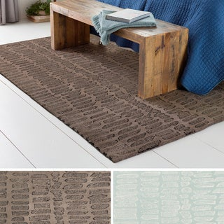 Hand-Tufted Fort Lauderdale Wool Rug (8' x 10')
