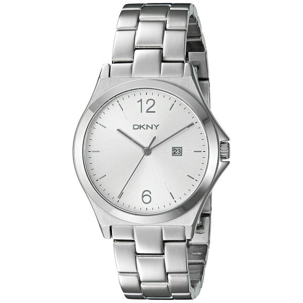 DKNY Women's NY2365 'Parsons' Stainless Steel Watch
