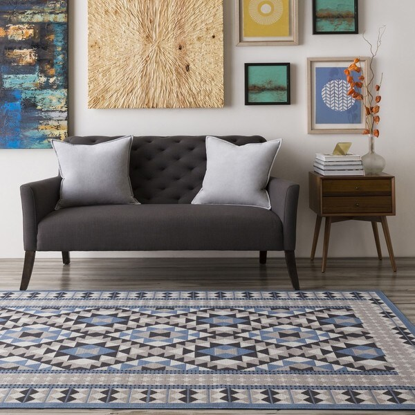 Meticulously Woven Horace Rug (2'8 x 5') 16970182