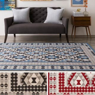 Meticulously Woven Horace Rug (5'3 x 7'6)