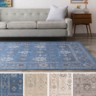 Meticulously Woven Isamu Rug (5'3 x 7'6)