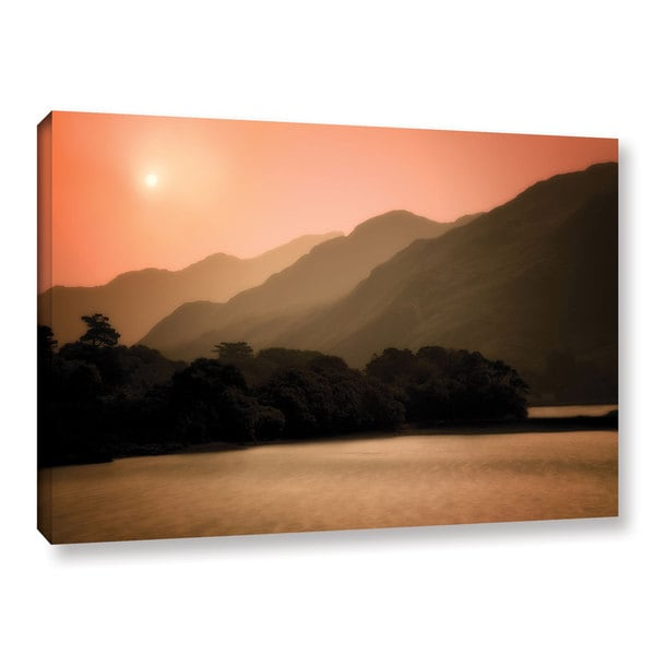 ArtWall Dennis Frates's Peach Dream, Gallery Wrapped Canvas