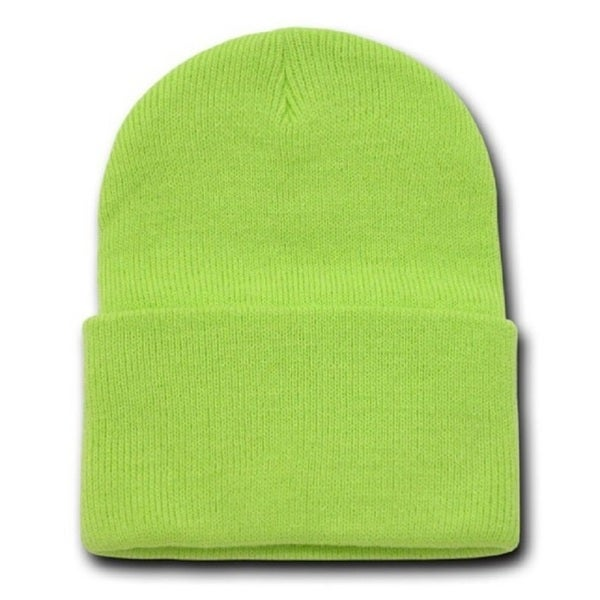 Women's Long Beanie Ski Cap