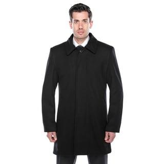 Steve Harvey Men's Black Coat