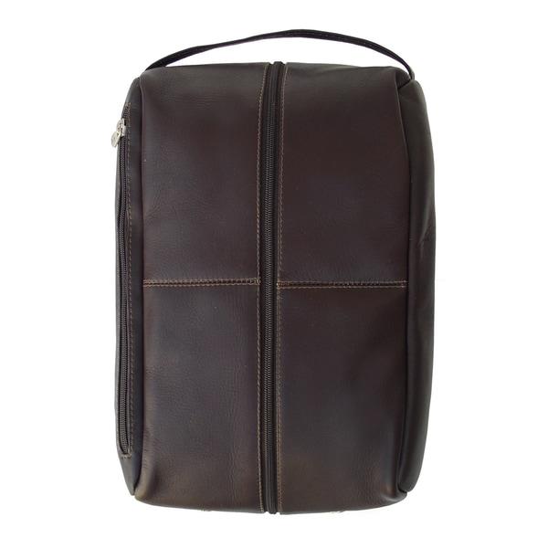 Piel Leather Deluxe Shoe Bag
